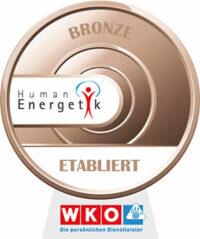 Humanenergetikerin, Abzeichen Bronze